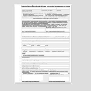 reparaturkosten bernahmebesttigung einschl - Abtretungserklarung Kfz Muster Kostenlos