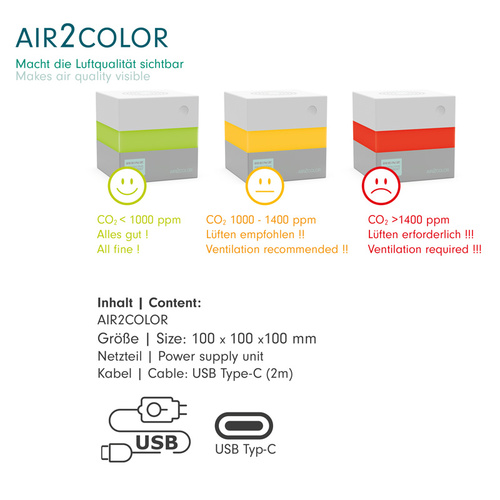 Air2Color-CO2-Sensor