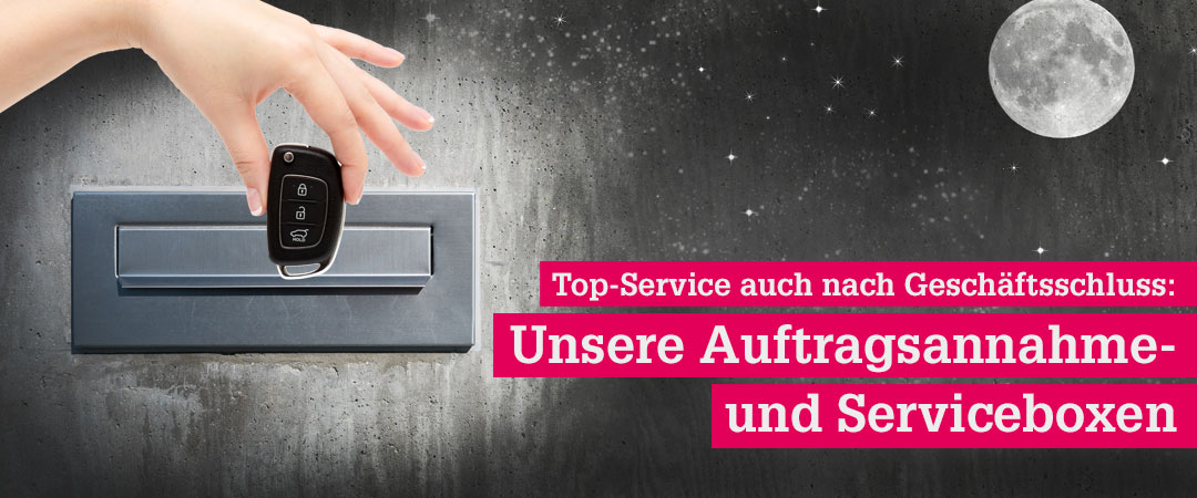 Serviceboxen
