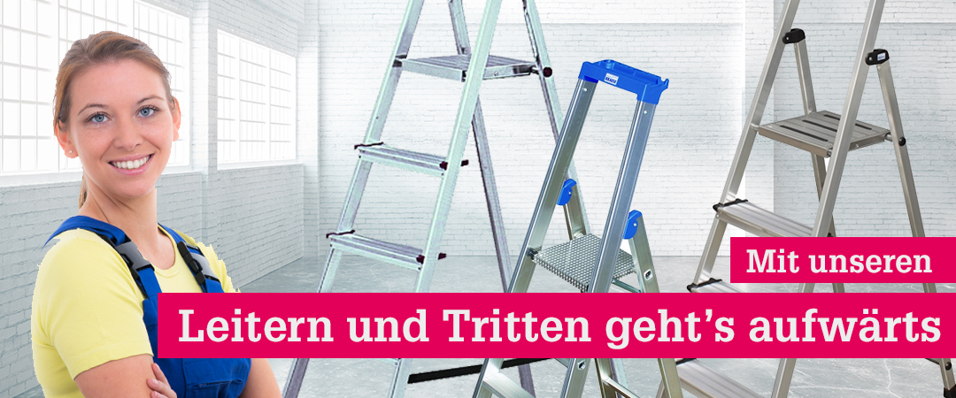 Leitern/Tritte