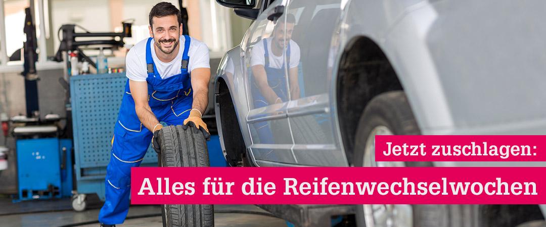 Reifenwechselwochen